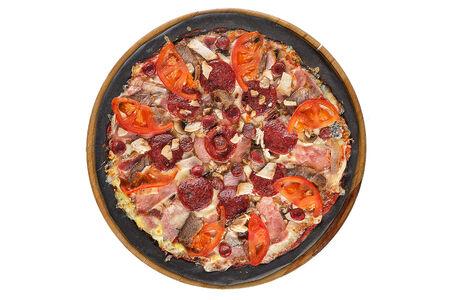 Супер Pizza Блэк