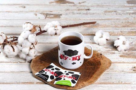 Чай пакетированный в ассортименте: черный, зеленый