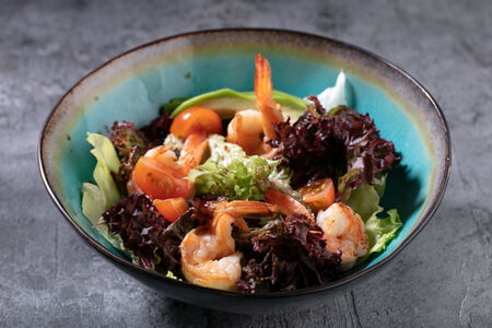Фитнес салат
