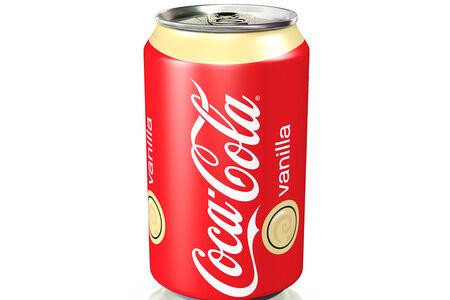 Cola-Cola Vanila