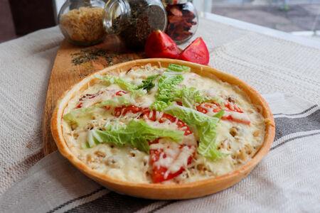 Пицца Цезарь-мини