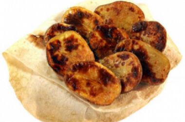 Картофель плеч