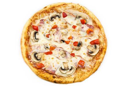 Пицца Тук-тук