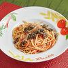 Фото к позиции меню Спагетти Пиццайоло