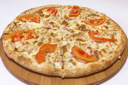Пицца Чесночный цыпленок