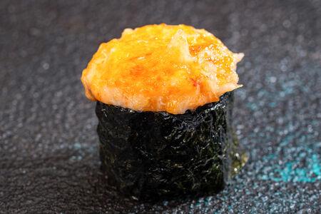 Запеченные суши Краб