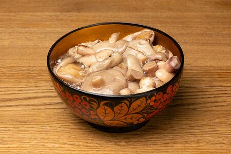 Соленые грибочки