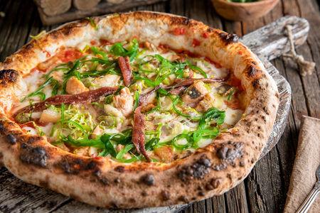Пицца Пескьера