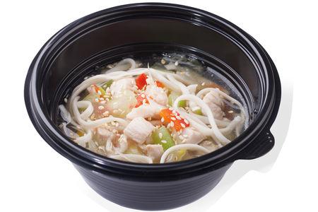 Суп лапша по-азиатски