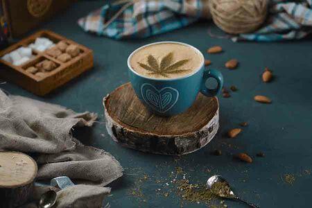 Коноплянный кофе