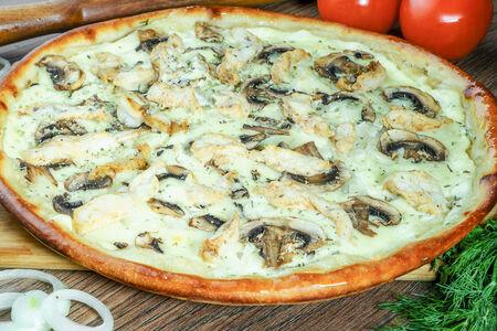 Пицца Дон-жюльен