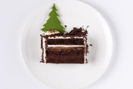 Пирожное Чёрный лес
