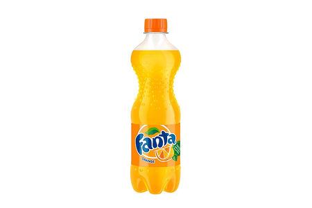 Газированный напиток Fanta Orange