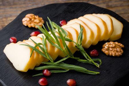 Сыр Копчёный сулугуни