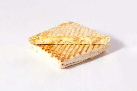 Питерский тост с сыром