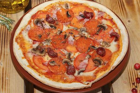 Пицца Сицилийская