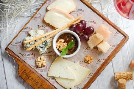Доска итальянских сыров