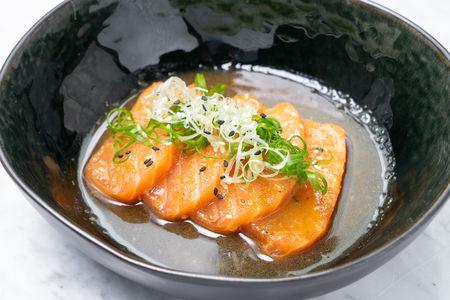 Сашими из атлантического лосося