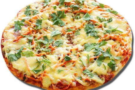 Пицца с Бужениной