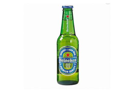 Безалкогольное пиво Хайникен