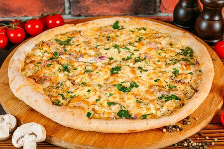 Пицца Курица бекон