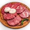 Фото к позиции меню Мясное ассорти из мраморной говядины
