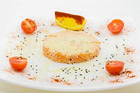 Карпаччо с лососем
