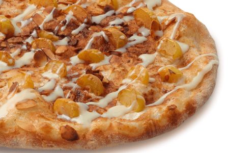 Пицца Яблоки и корица