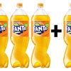 Фото к позиции меню Fanta 3+1