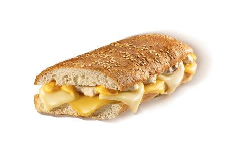 Сэндвич Четыре сыра