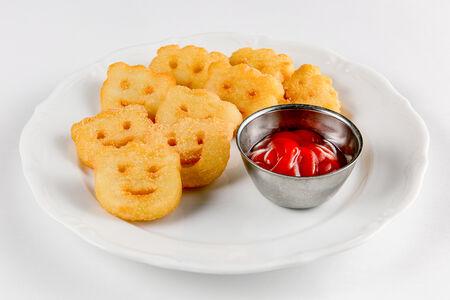 Картофельные улыбки