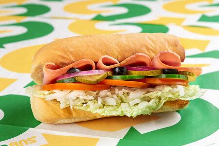 Сэндвич Ростбиф маленький