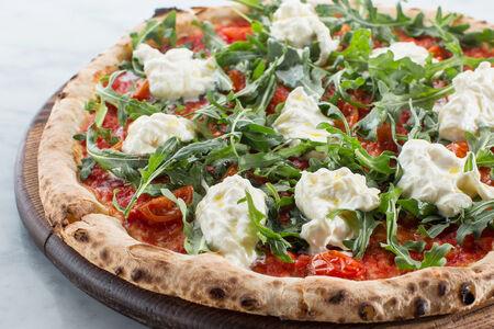 Пицца Страчателла