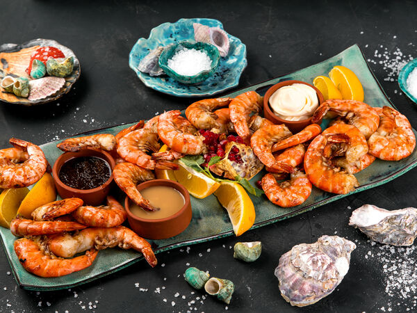 Деликатесы моря Вкусный