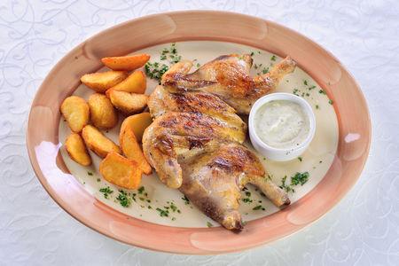 Цыпленок с томатным соусом