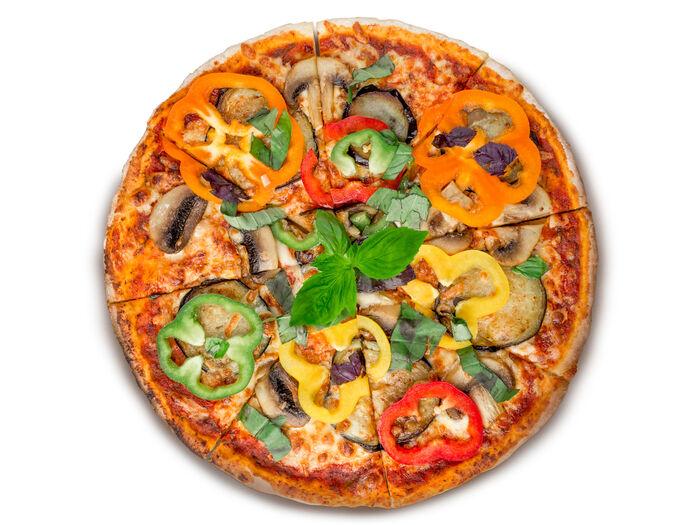 Пицца Вегетарианская Ортолана