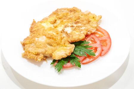 Филе куриное жареное в сырной корочке