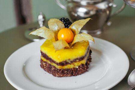 Пирожное Апельсинник