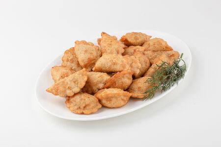 Чебупели с ветчиной и сыром