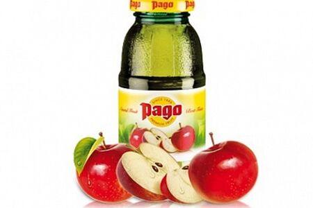 Паго сок яблочный 0,2 л