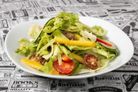 Зеленый салат Песто