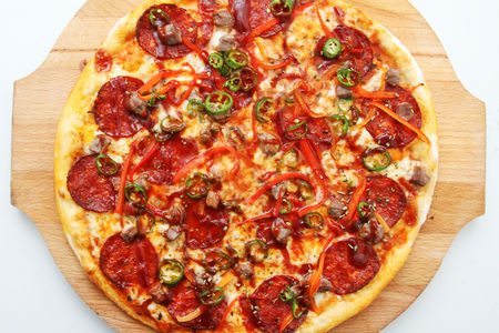 Пицца Мексиканская острая