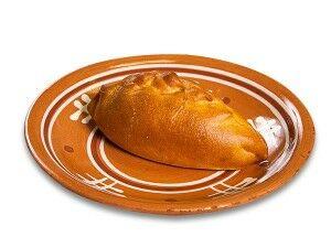 Пирожок печеный с картофелем
