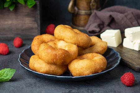 Порция пончиков
