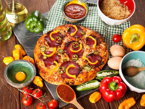 Пицца Ёлка