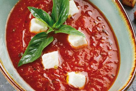 Суп Томатный с моцареллой