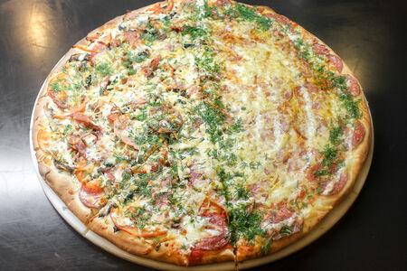 Пицца Микс 4 (Римская и Элатио)