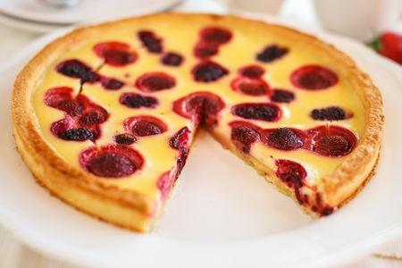 Пирог сладкий Ягодный микс