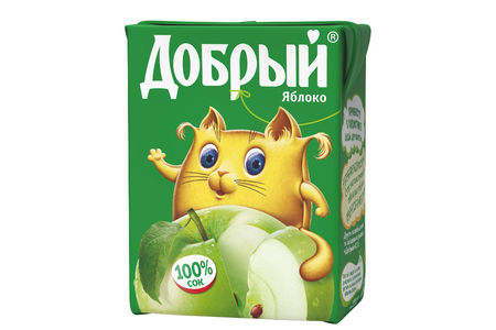 Сок Яблоко