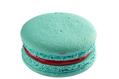 Мини-пирожное Французский макарон Бабл Гам